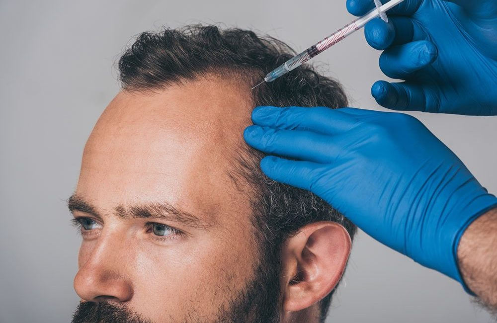 hair growth injection